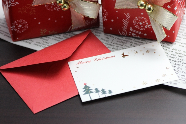 クリスマスカードを送るのはいつから?いつまで? 注意点も
